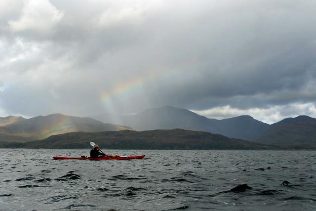 Scottish Coast To Coast Paddle