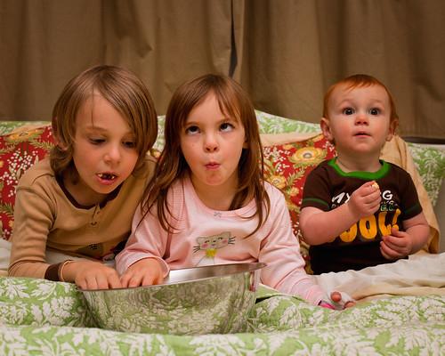 Three Silly Kids