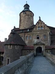 Zamek Czocha by Polek