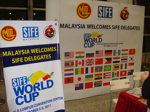 SIFE WORLD CUP 2011