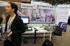 Neopost & Tagsys-RFID