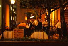Occupy Cincinnati Encampment