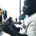 Manu Ntoh @ Barbers