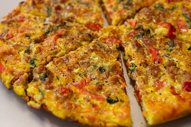 Primal Cooking: Frittata