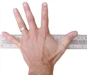 hand-span