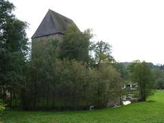 Wieża Rycerska w Sielęcinie by Polek