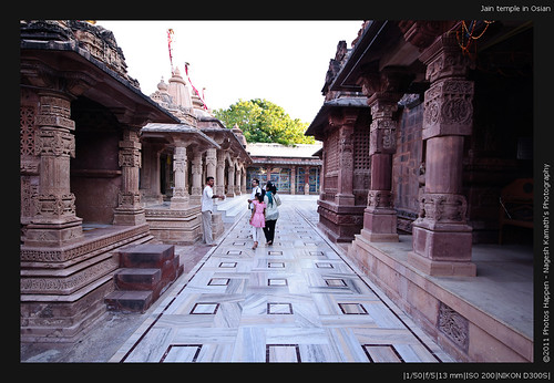 Jain temple in Osian