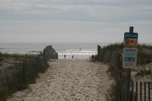 Nice beach day in OC