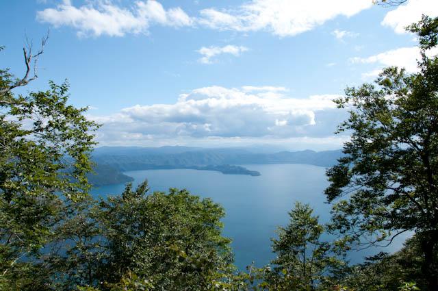 十和田湖 御鼻部山展望台
