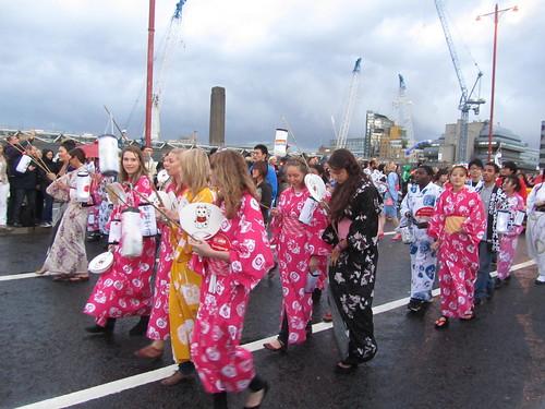 Thames Festival, 10 - 11 September 2011