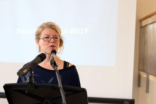 Þjóðkirkjan er þátttökusamfélag - Á nöfinni í Neskirkju