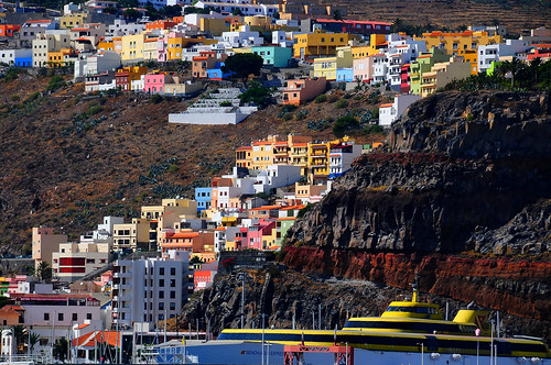 Chapter 3 - La Gomera, Isle of colors (#10): Last glance to the Isle of colors