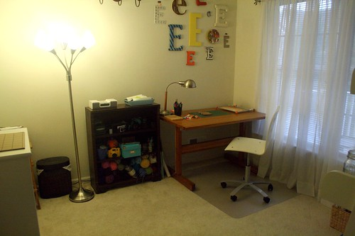 the craft room: ready for action!