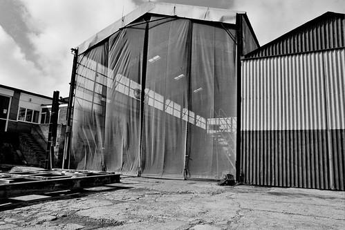 giant hangar