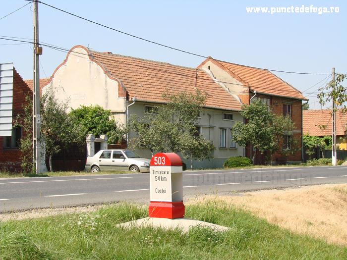 comuna Coşteiu