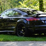 Audi Tt Rs On P40 Hre Wheels 6speedonline Porsche Forum And Luxury Car Resource