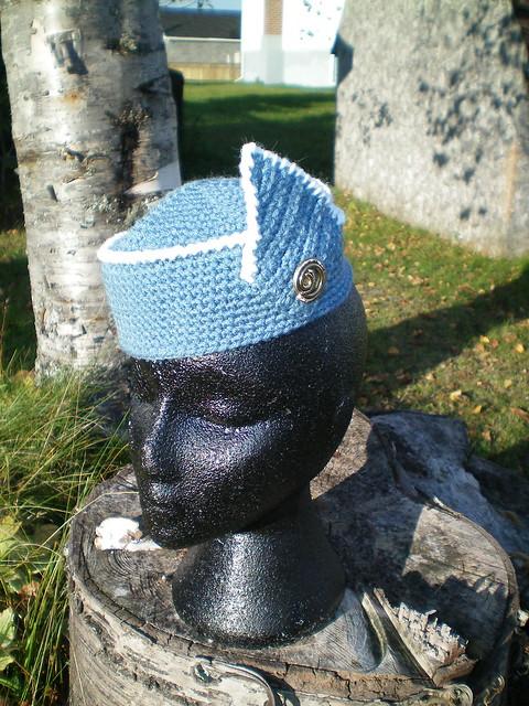 Pan Am Hat Side
