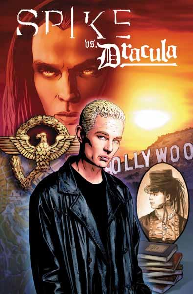Spike vs Dracula