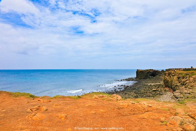 澎湖鯨魚洞