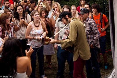 Matt Costa @ Ottawa Folk Festival 2011