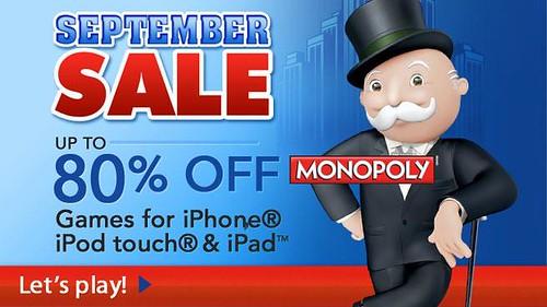 EA Labor Day App Store Sale!!!