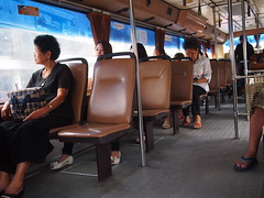 Air-conditioned Bus, Bangkok