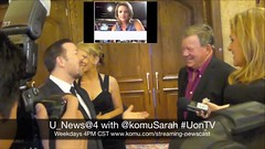 Kempton Lam - Sarah, Bill, Ricky U_News@4 promo