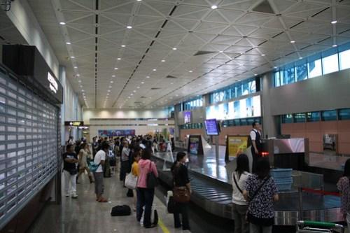 [台湾2.5] 台北の桃園空港で荷物が出てこない。