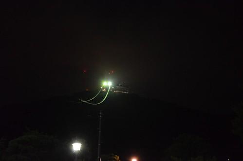 函館山を下から