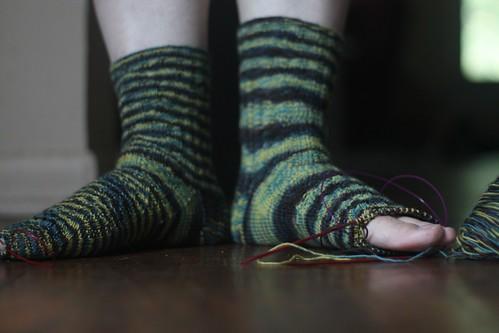 Nemesis socks