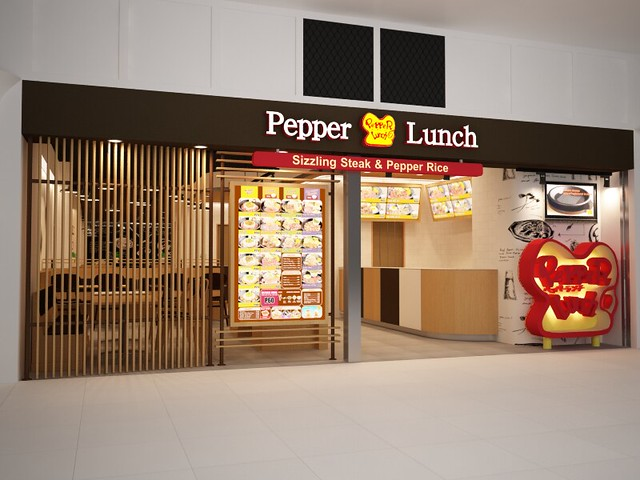 Pepper Lunch Rockwell
