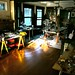 Tinkering Studio morning light