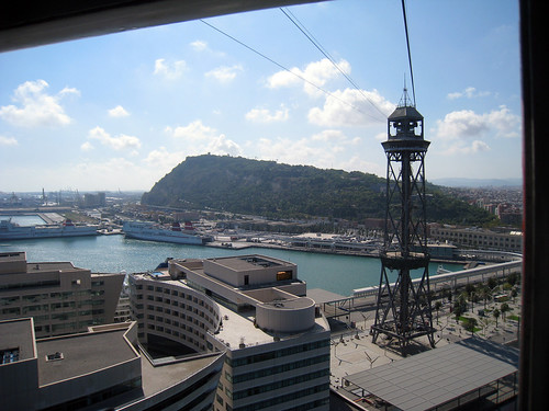 Montjuic Cable Car07