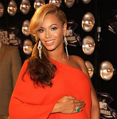 Beyonce VMA Red Carpet