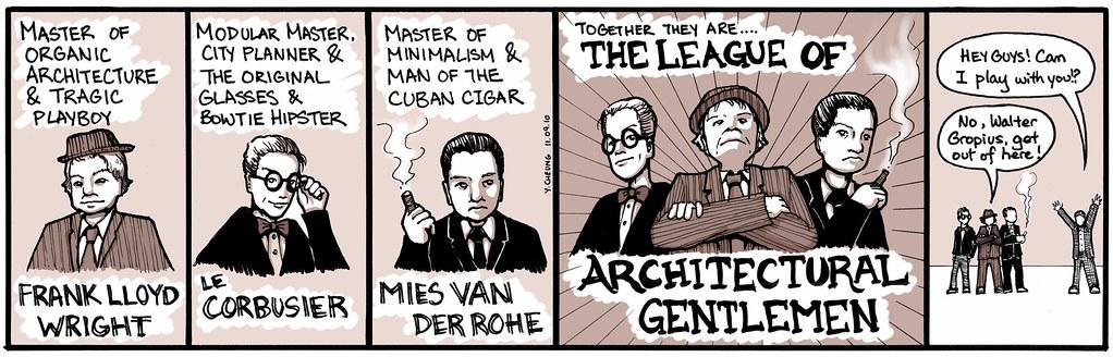 Architectural Gentlemen