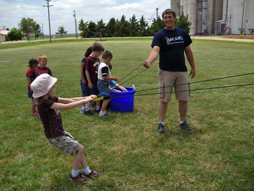 Water Balloon Launch