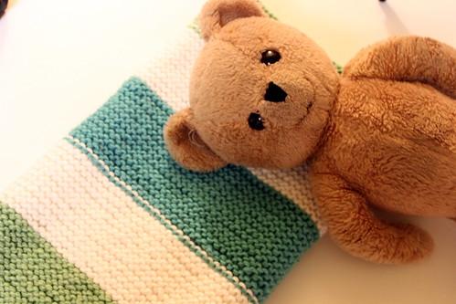 Jacob's Blanket