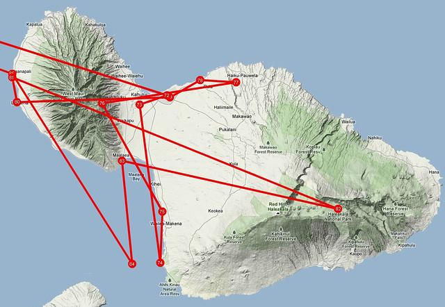Maui Route