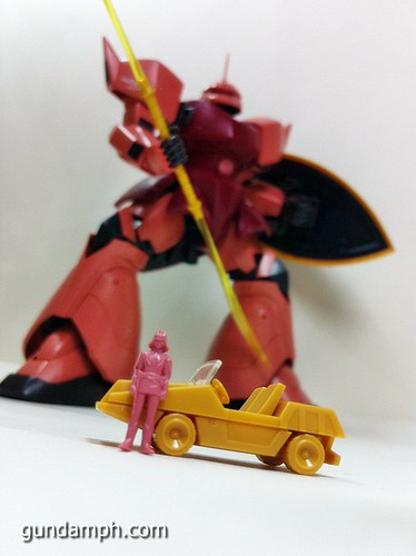 MG Char Aznable's Gelgoog (66)