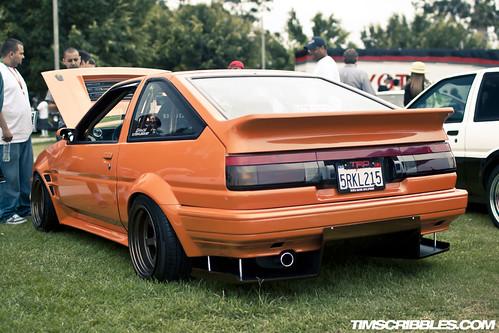 orange trueno