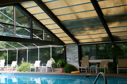 Refuge Inn pool
