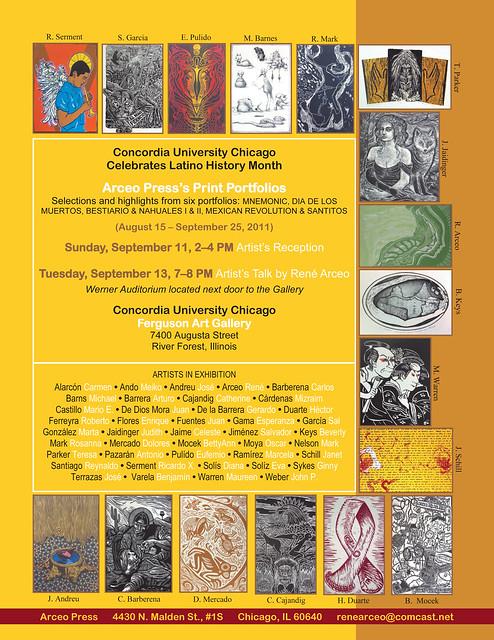 Concordia University Arceo Press
