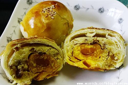 [活動]新北市蛋黃酥節開跑囉~漢點.綠豆沙蛋黃酥 @VIVIYU小世界