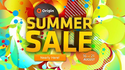 EA - European Origin Summer Sale!
