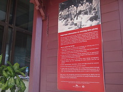 Note to Tourists about Almsgiving, Luang Prabang