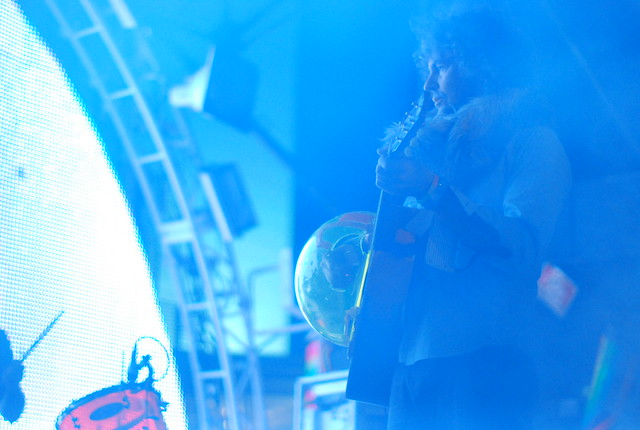 hopscotch music fest: the flaming lips