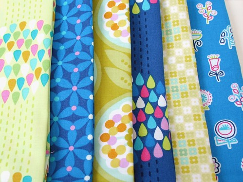 Summersault by Erin McMorris from Celtic Fusion Fabrics