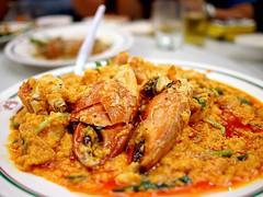 More Curry Crab, Somboon Seafood, Surawong