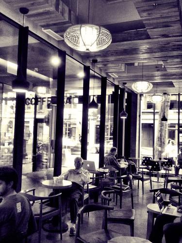 Coffeebar, Vancouver (Gastown)