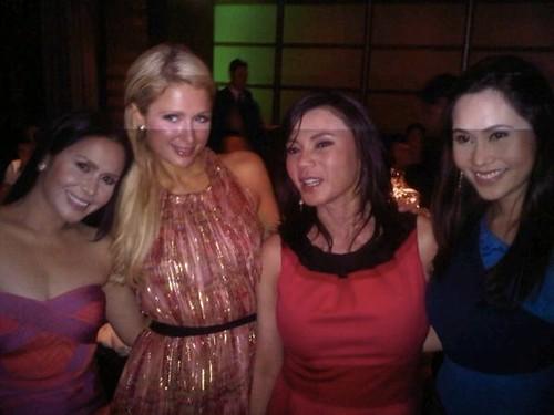Paris Hilton in Manila